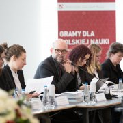 Second Polish-German Science Meeting - debators